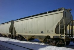 Rail Car Potash