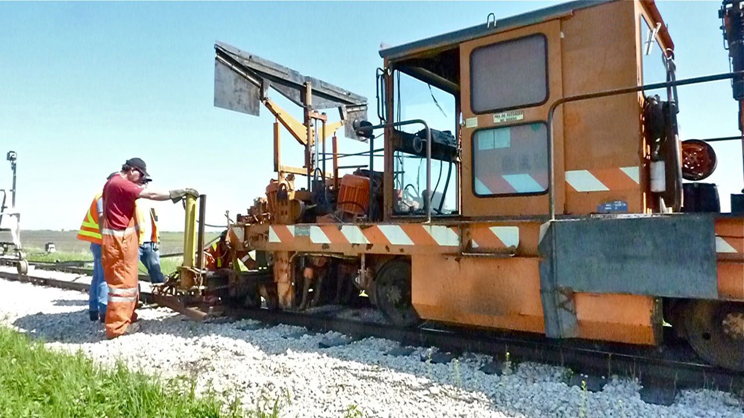 PRS Rail Track Maintenance