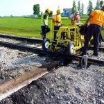 Replacing Railway Ties