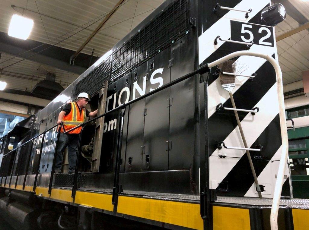 Prairie Rail Solutions - Shop